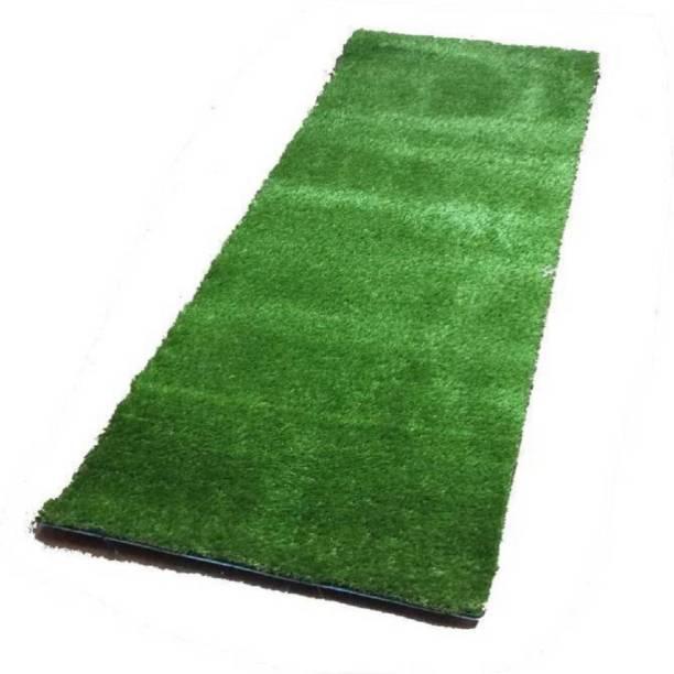 HOMELY VIBES Artificial Grass Door Mat