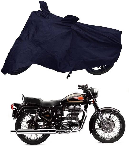 Cmerchants Two Wheeler Cover for Royal Enfield