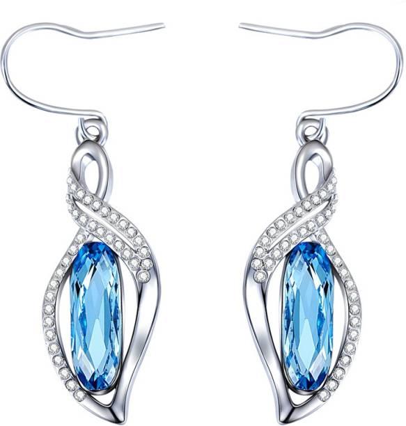 5f21731541ab5 Swarovski Earrings - Buy Swarovski Crystal Earrings Online at Best ...