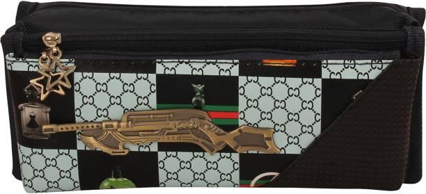STYM STAR GUN Art Polyester Pencil Box