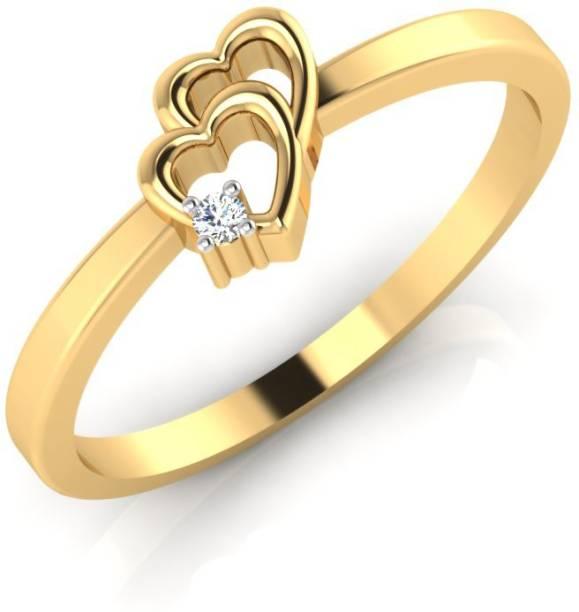 Diamond Rings Buy Diamond Rings For Women Online At Best Prices In