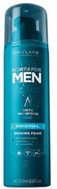 Oriflame Sweden North for Men Original Shaving Foam