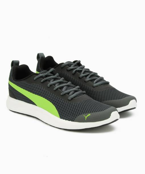 Buy Cheap Outlet Locations Discount Lowest Price Comfortable Lightweight Thick Bottom White High Neck Sport Shoes for Men Running Cheap Authentic Outlet s1X0pr