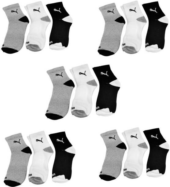 5 Pairs Of Plain White Baby Socks Roll Top Socks
