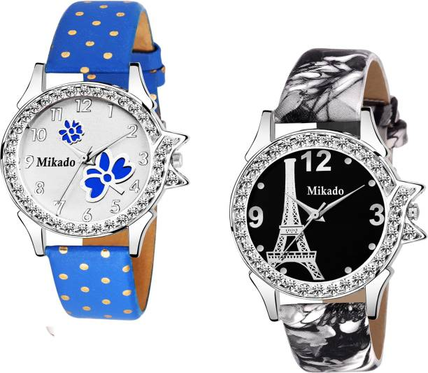 3bbdd36f5 Mikado Artistic Girls combo watches collection For Women and Girls Watch -  For Women