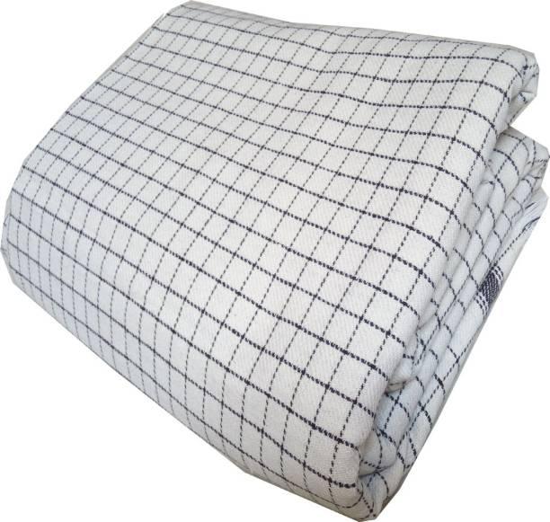 Dehati Homez Checkered Single Throw