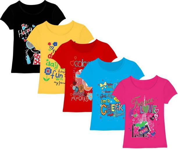 22af6fcf6 Girls T-Shirts Online At Best Prices In India - Flipkart.com