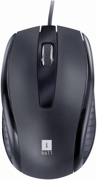 iball Style36 Wired Optical Mouse