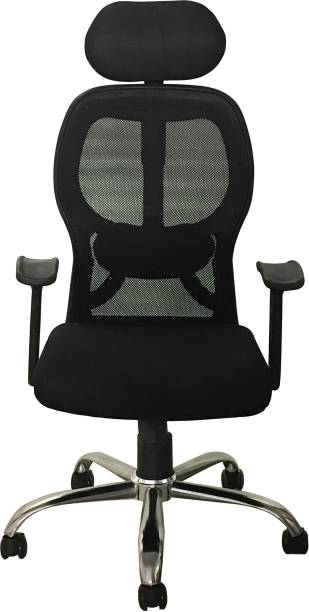 Ks Chairs Fabric Office Arm Chair