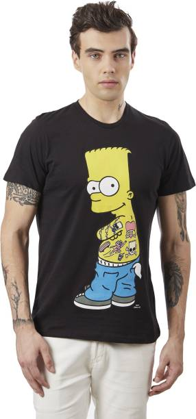 d8c1008d29 Simpsons Tshirts - Buy Simpsons Tshirts Online at Best Prices In ...