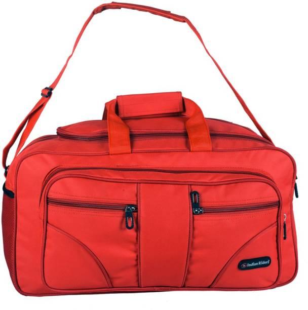 a53060c97 Indian Riders Light weight Waterproof Duffel Travel Bag -Red (IRDB-011)  Travel