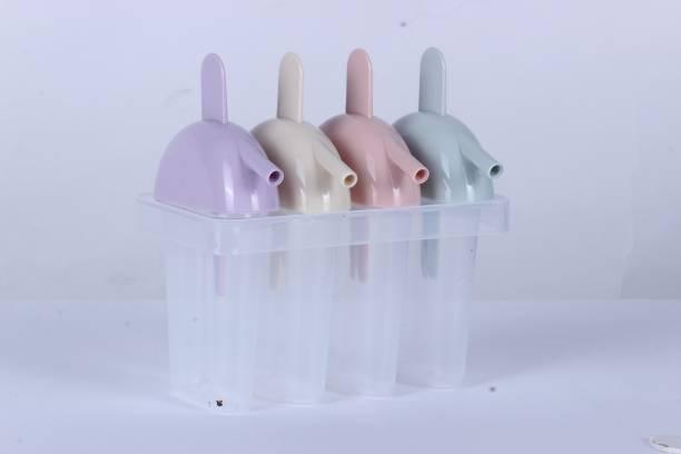 Jamboree Smart Buy Kulfi Mould Sip 'N' Lick Ice Lollies Ice Cream 4 group