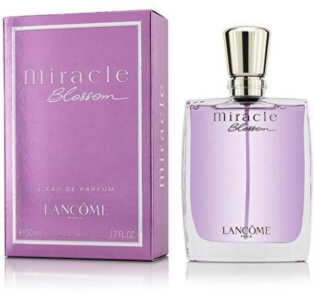 8c5e026a8ea LANCOME PARIS Miracle Blossom Eau De Parfum Spray 50Ml/1.7Oz Eau de Parfum -
