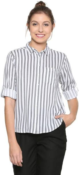 Women S Shirts Online At Best Prices In India Buy Ladies Shirts
