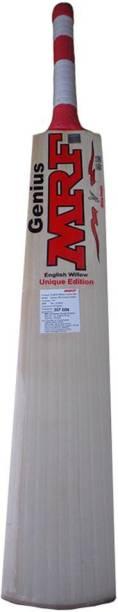 MRF UNIQUEGENIUS Poplar Willow Cricket  Bat