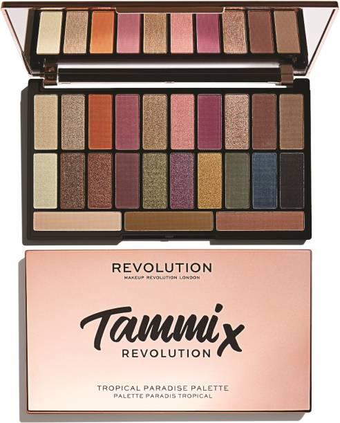 Makeup Revolution Tropical Paradise Palette 22.3 g