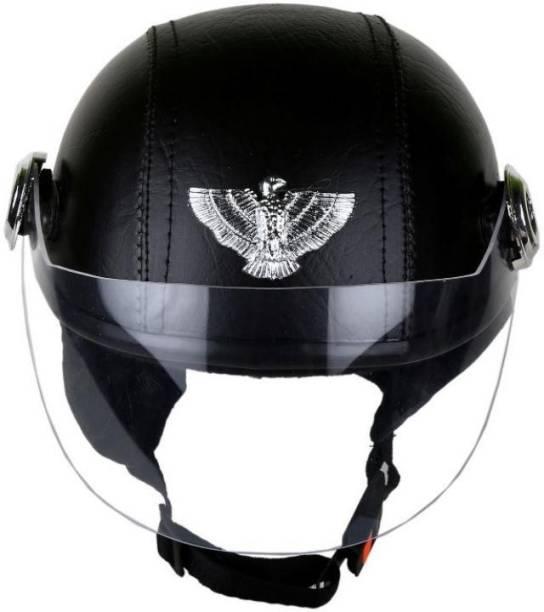 MOTOFLY BLACK CAP X Motorbike Helmet