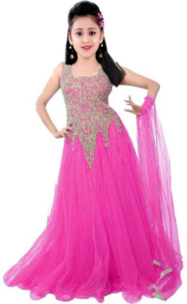 Girls Ethnic Wear - Buy Girls Ethnic Clothes Online | Indian Party ...