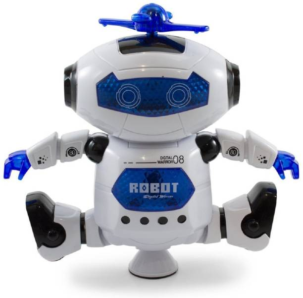 Akshit Best Musical and Naugty Dancing_Robot