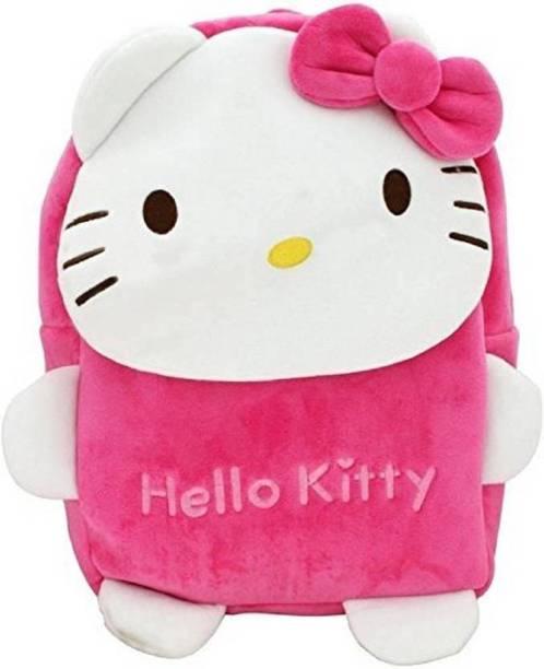 Kidofly Swati Toy Kids Soft School Bag 2 To 6 Age Double Zip