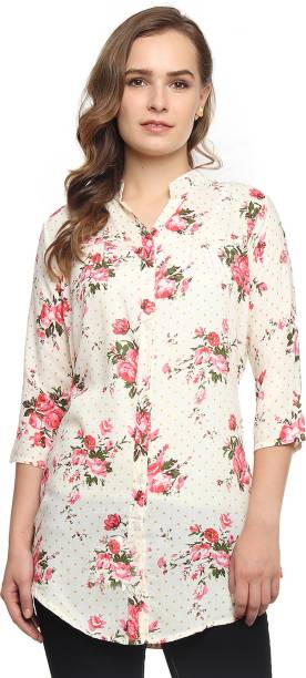 c5e69fa6190f4 Floral Tops - Buy Floral Tops Online For Women at Best Prices In ...