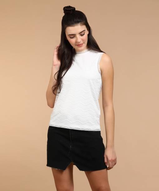 75be5da28 Vero Moda Tops - Buy Vero Moda Tops Online at Best Prices in India ...