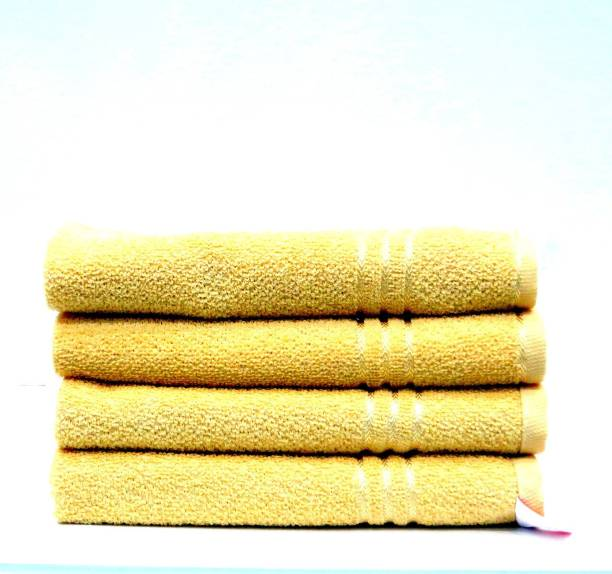 D R Loved for Style Terry Cotton 400 GSM Hand Towel Set