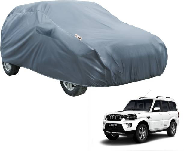 Fit Fly Car Cover For Mahindra Scorpio (With Mirror Pockets)