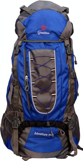 655e7534d28d GRANDIOSE Thread Model Royal Blue Travelling Hiking Trekking Camping Bags  (gtb675003rb) Rucksack - 75