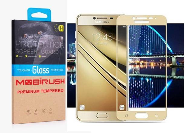 MOBIRUSH Edge To Edge Tempered Glass for Samsung Galaxy J5 Prime