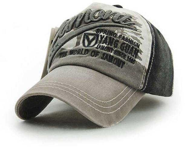 Bikeway Embroidered Grey Jamont Spring Fashion Cap 67a0a559d8