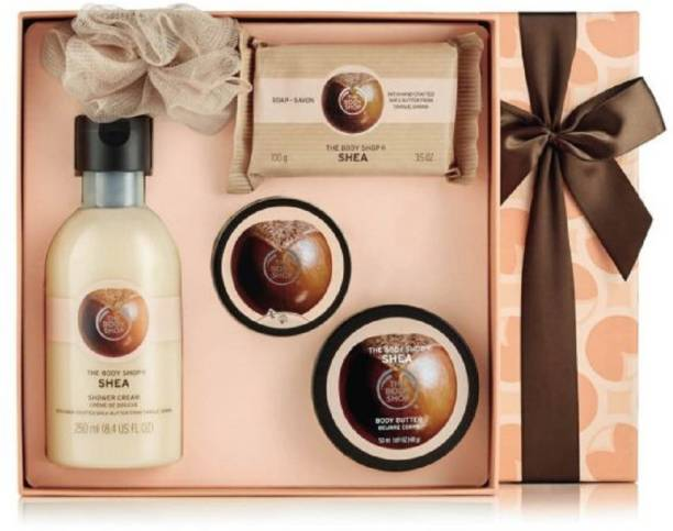 The Body Shop Combos And Kits - Buy The Body Shop Combos And