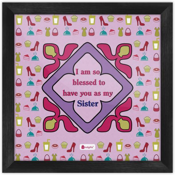 Gifts For Sister Raksha Bandhan Gift Happy Birthday Rakhi