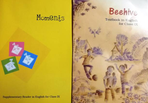 Moment & Beehive English Ncert Book Class 9th (Set Of 2 Book)