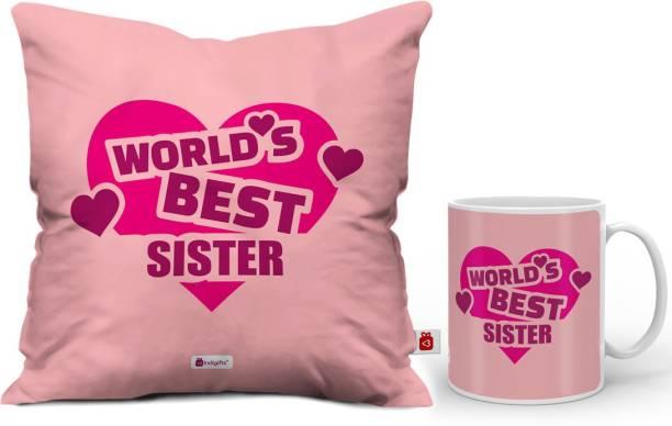 Indigifts Rakhi Gift Gifts For Sister Birthday Raksha Bandhan