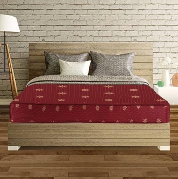 Sleep Spa Back Support Premium Orthopedic Temperature Regulated 5 Inch Queen Coir Mattress