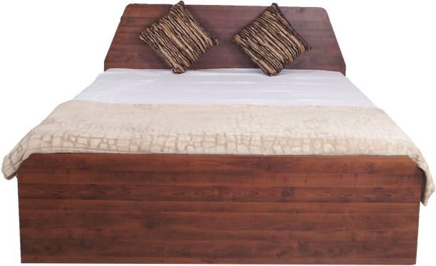 EROS Iris Engineered Wood Queen Drawer Bed