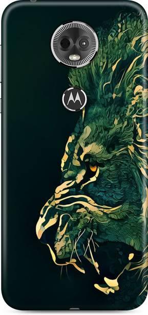 KVOICE Back Cover for Motorola Moto E5 Plus