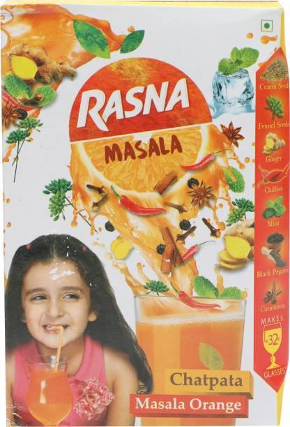 Rasna Chatpata Masala Orange (32 Glasses)