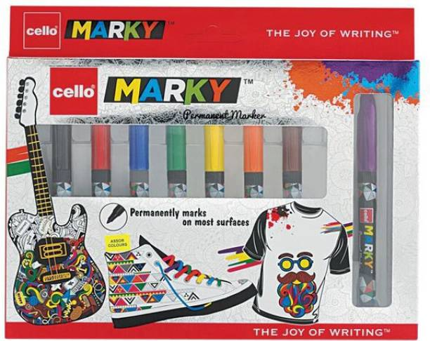cello Marky Permanent Marker