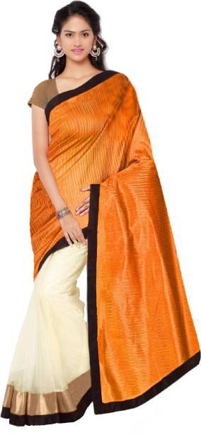 f0a263816b983b Sarees Below 500 - Buy Sarees Below 500 online at Best Prices in ...