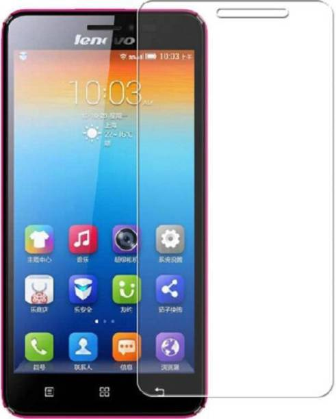 RM WORLD Tempered Glass Guard for Lenovo S660