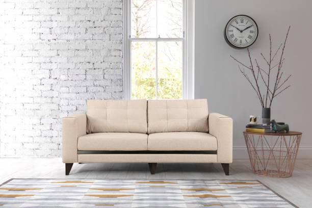 Hometown Fabric 3 Seater  Sofa
