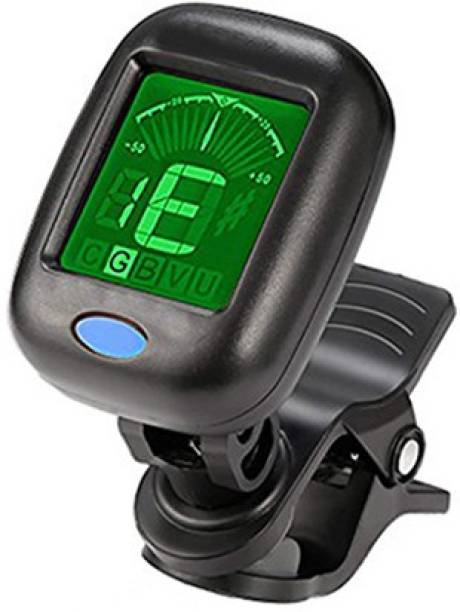 Gadget Hero's Mini Clip-On Automatic Digital Tuner