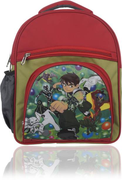 Rozen Ben 10 Waterproof School Bag Waterproof School Bag