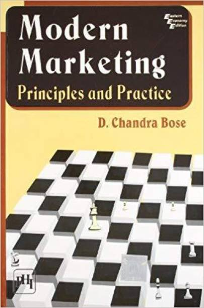 Modern Marketing: Principles and Practice