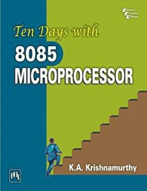 Microprocessor And Microcontroller By B.ram Book