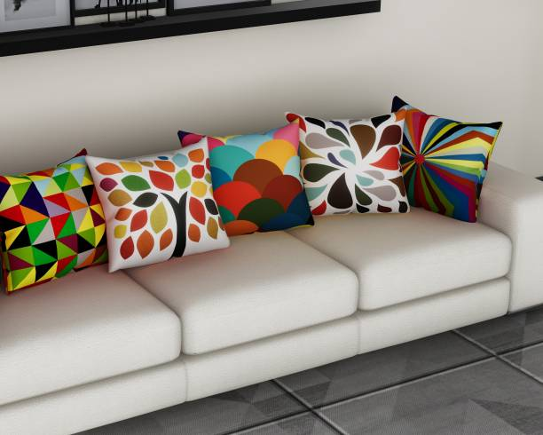 Metro Living Printed Cushions Cover