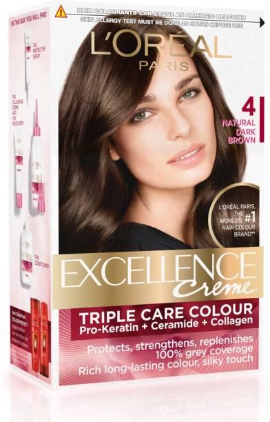 L Oreal Paris Excellence Creme Hair Color