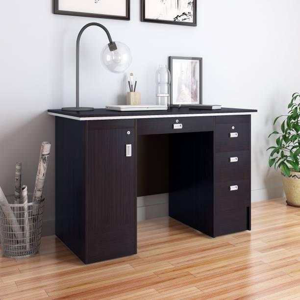 Nilkamal Recardo Engineered Wood Office Table